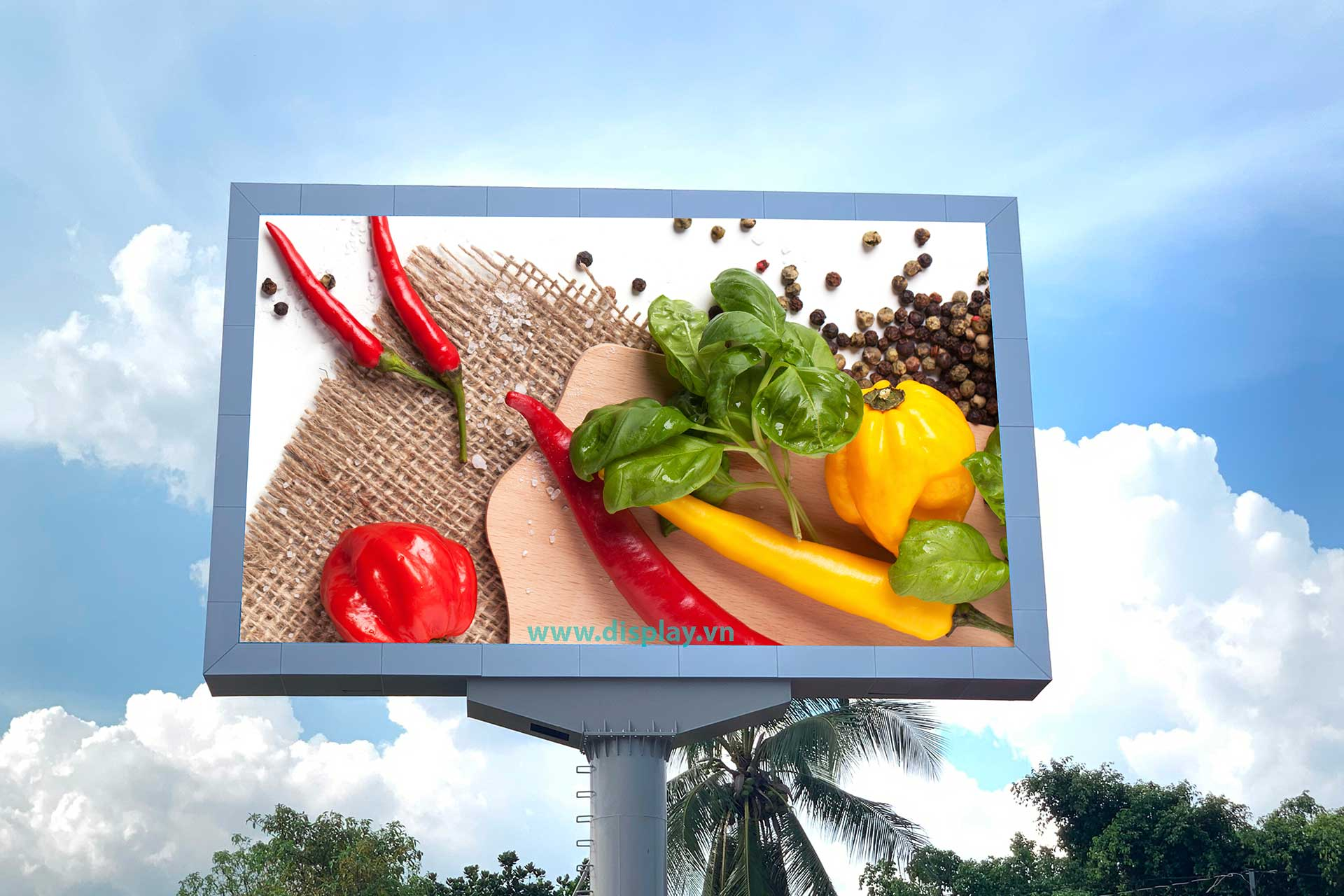 màn hình led Việt Tin