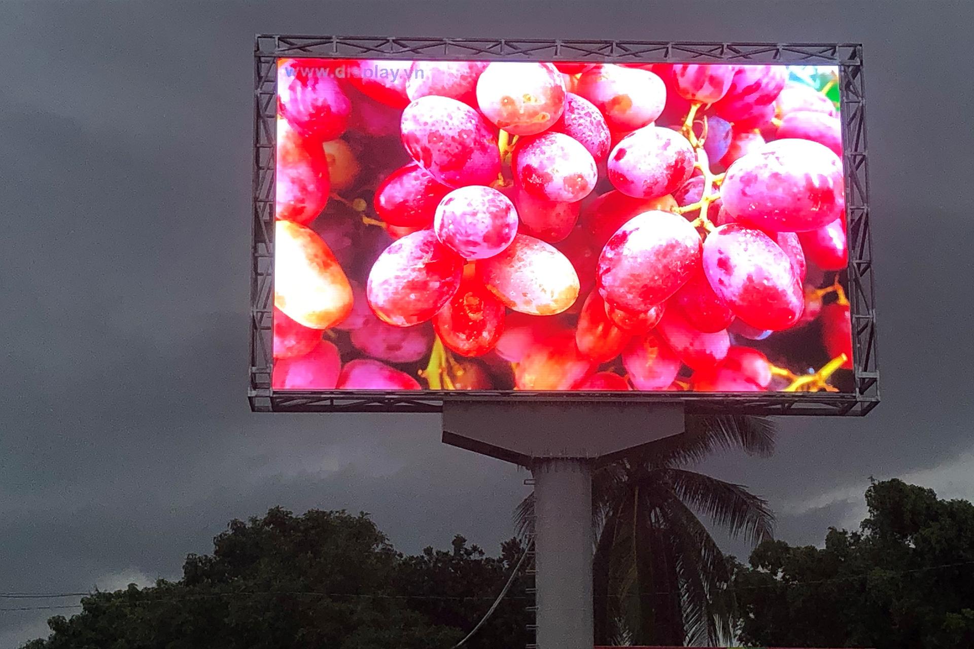 màn hình led ngoài trời
