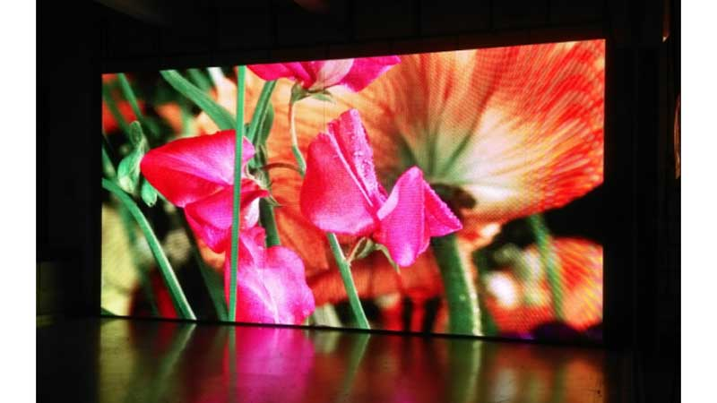 màn hình led p6 trong nhà