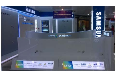 LOGO LED DEMO SAMSUNG