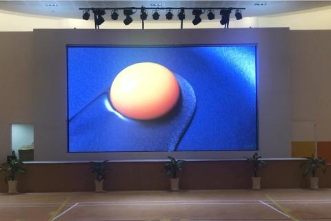 Màn Hình LED P3 Hội Trường  TTC EDU Tây Ninh