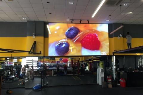 MÀN HÌNH LED P2.5 - Trung tâm VSP Boxing Gym, Q1